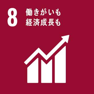 SDGsアイコン08